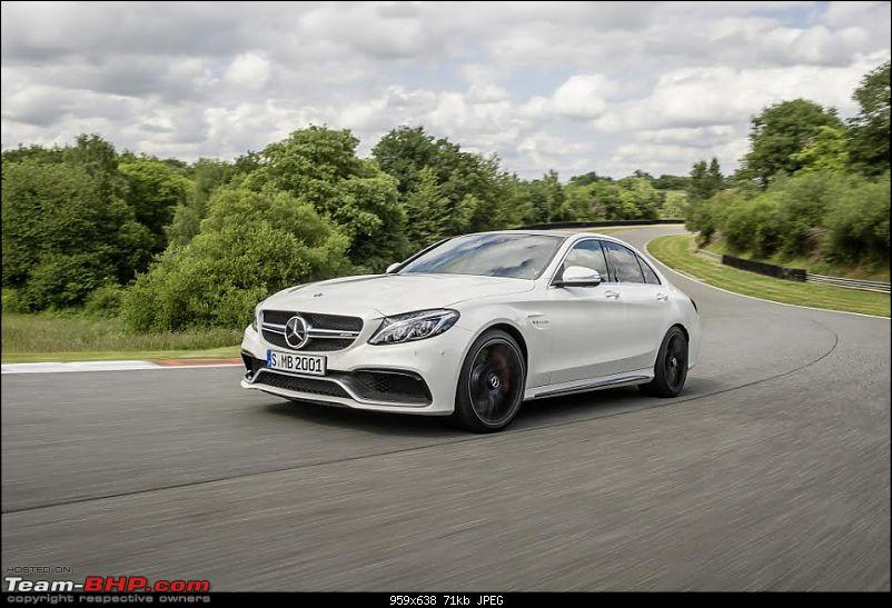 The Mercedes-AMG C43. EDIT: Launched @ 74.35 lakh-unnamed.jpg