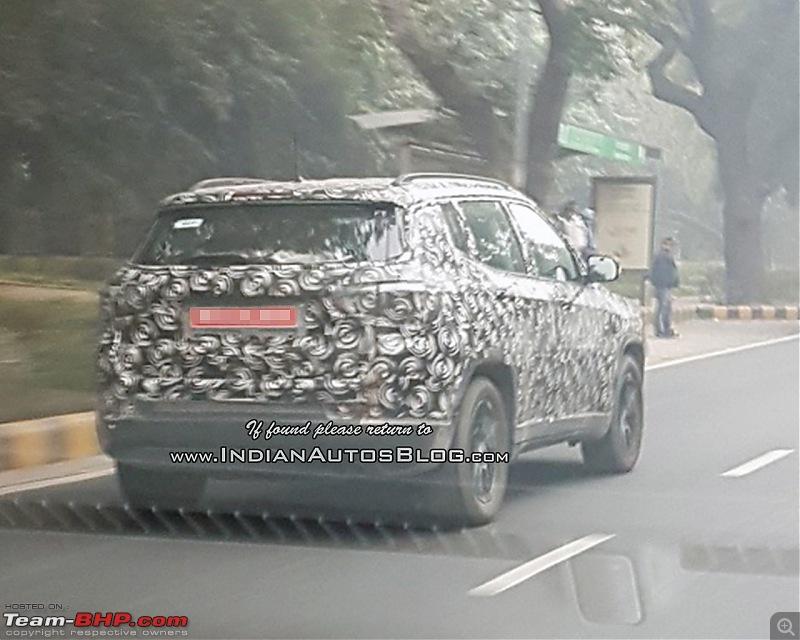Scoop! 2017 Jeep Compass spotted in India-jeepcompassrearquarterspiedtestingonhighway.jpg