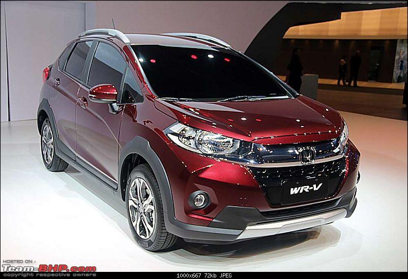 Honda WR-V (Jazz-based crossover). EDIT: Unveiled!-111.jpg