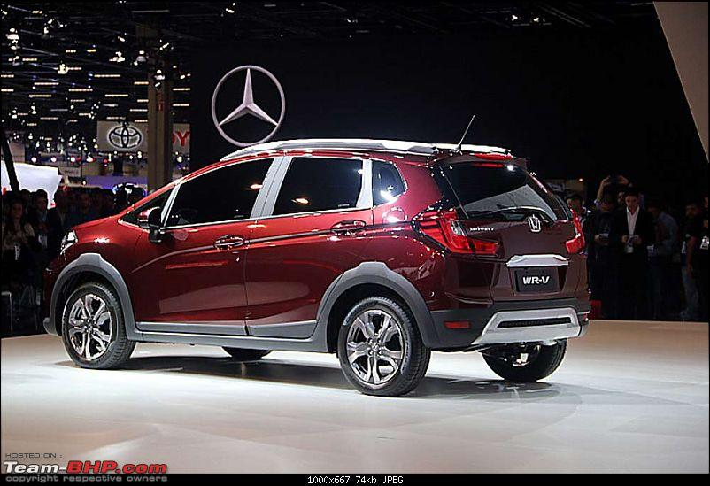Honda WR-V (Jazz-based crossover). EDIT: Unveiled!-113.jpg