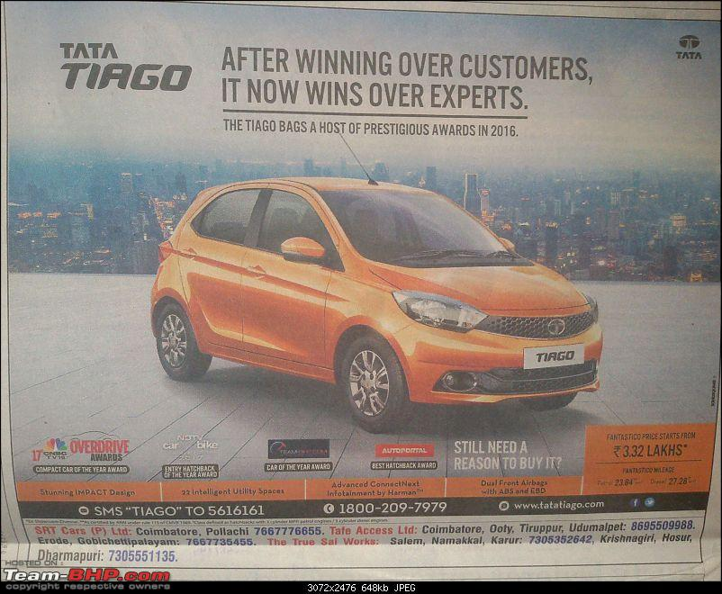 Team-BHP Car of the Year, 2016. EDIT: It's the Tata Tiago!-teambhp_tiagoad.jpg