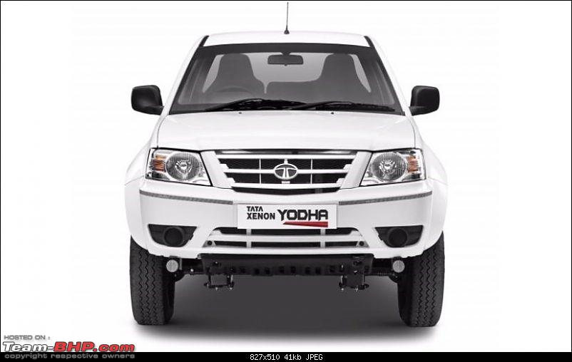 Spotted! Tata Xenon Facelift. EDIT: Launched as the Xenon Yodha-tataxenonyodhafront_827x510_61483431363.jpg