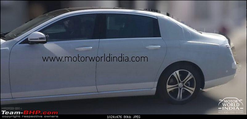 2017 Mercedes E-Class caught testing in India. EDIT: Launched at Rs. 56.15 lakh!-32443432215_e38dfd949e_b.jpg