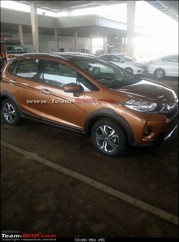 Honda WR-V production begins in India. EDIT: Launched at Rs. 7.75 lakh-2.jpg