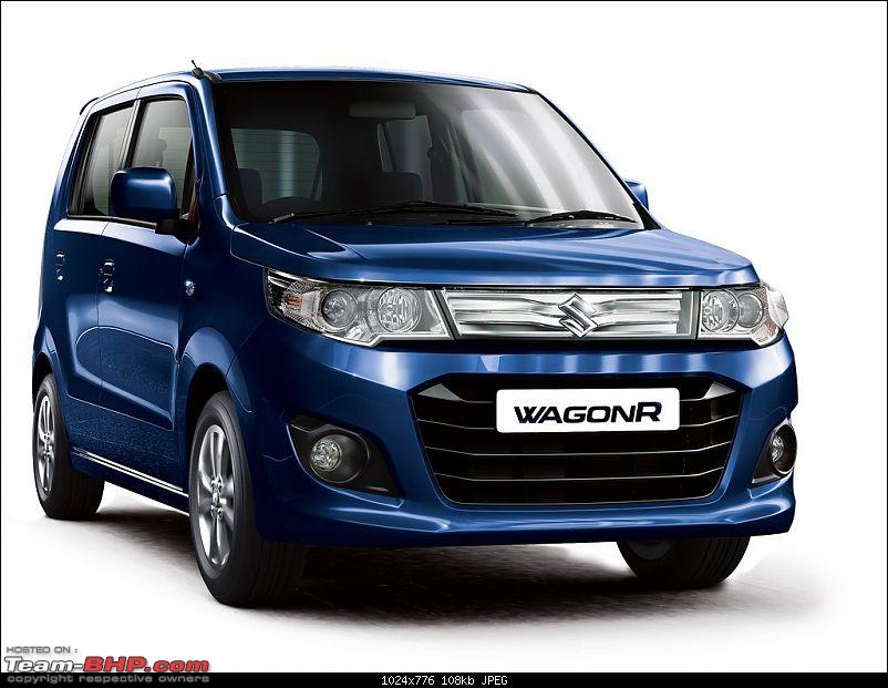 Stingray with WagonR badging and black & beige interiors. EDIT: It's a new top-end VXi+ variant-c3kqqugweae1h5c.jpg
