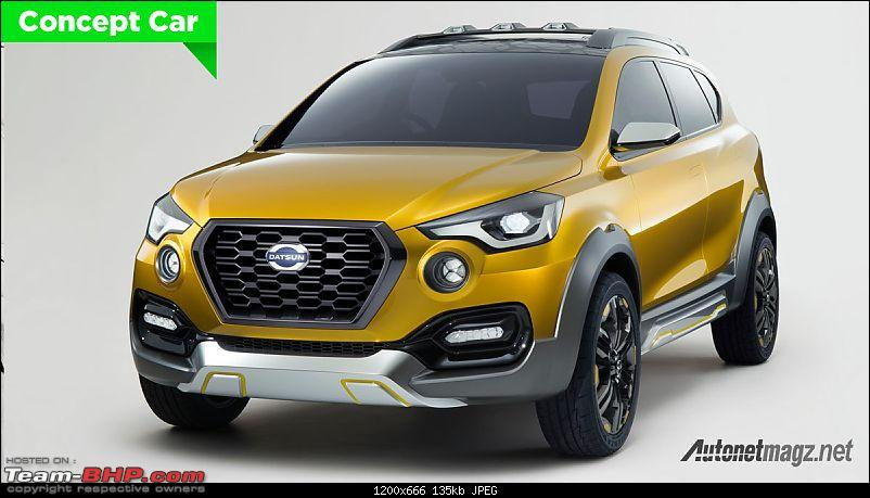 *Rumour* - Datsun Go Cross version coming up?-datsungocross.jpg
