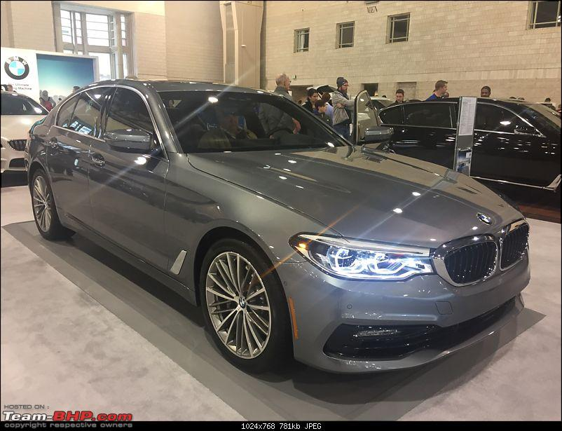 The next-gen BMW 5-Series (G30). EDIT: Launched at Rs. 49.90 lakh-imageuploadedbyteambhp1486182792.564588.jpg
