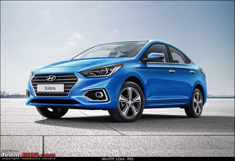 The 2017 Hyundai Verna. Launched at 8 lakhs, ex-showroom Delhi-2017hyundaisolarisofficiallyrevealedinrussia115217_1.jpg