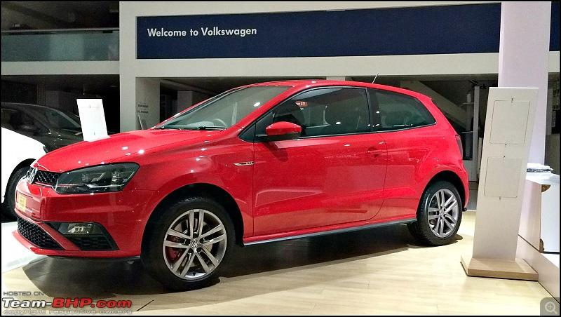 Volkswagen Polo GTI @ Auto Expo 2016-img_9048.jpg
