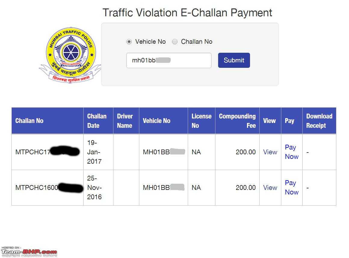 How To View Speeding Tickets Online How to Check Traffic Violation