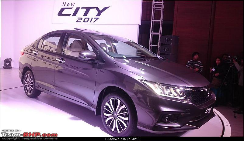 Honda working on City Facelift. EDIT: Launched at Rs 8.5 lakhs-front.jpg