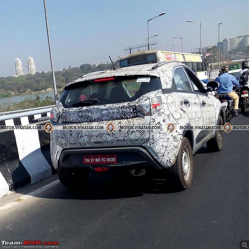 Tata's compact SUV, the Nexon-5.jpg