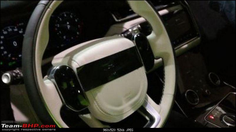 The Range Rover Velar. EDIT: Now spotted in India!-rrvelarpossibleinterior2.jpg