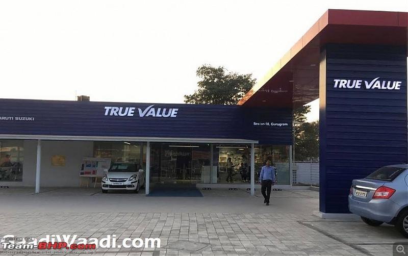 no 3 car seller in india not mahindra or honda it 39 s maruti true value page 3 team bhp. Black Bedroom Furniture Sets. Home Design Ideas
