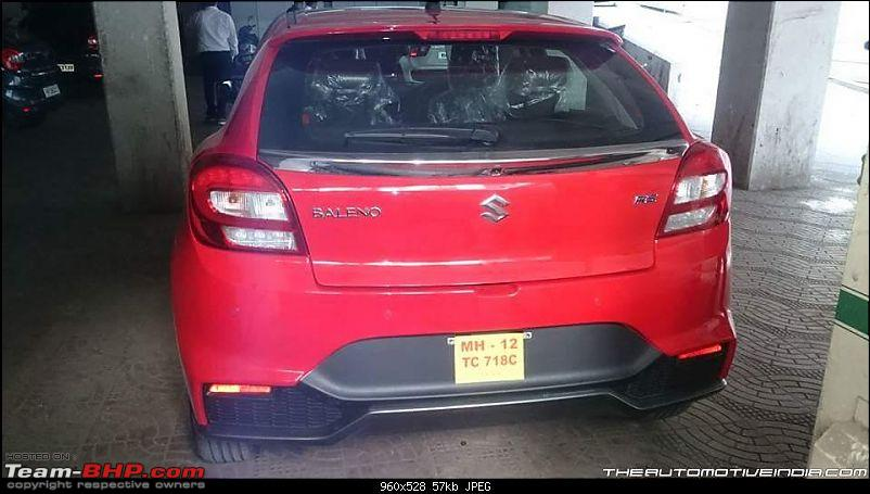 The Maruti Baleno RS: 1.0L turbo-petrol engine. EDIT: Launched at Rs. 8.69 lakh-img_1488037118998.jpg