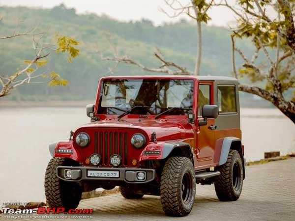 Jeep Company Cars Price In India