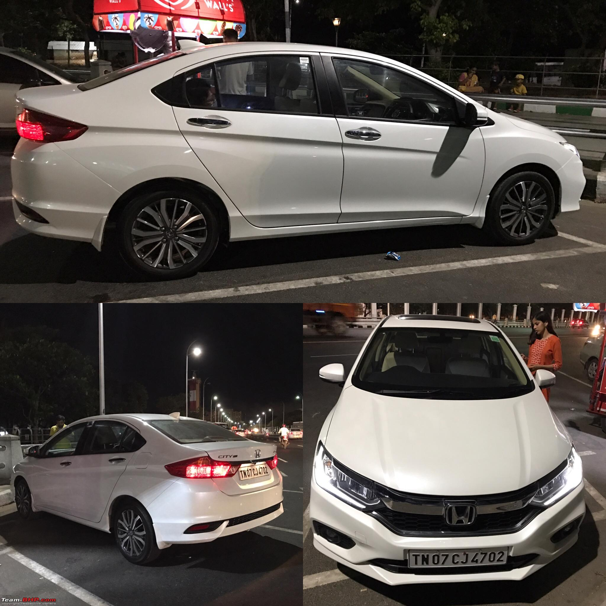 Cost Of New Honda City Car