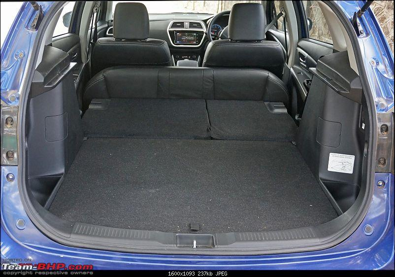 Cars with seats folding down into a flat cargo area-marutiscross22.jpg