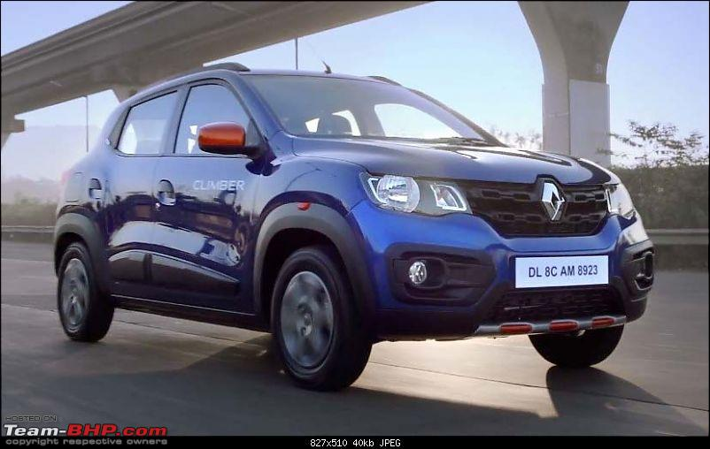 The Renault Kwid Climber edition. EDIT: Launched at Rs. 4.3 lakh-renaultkwidclimber_827x510_61489045153.jpg