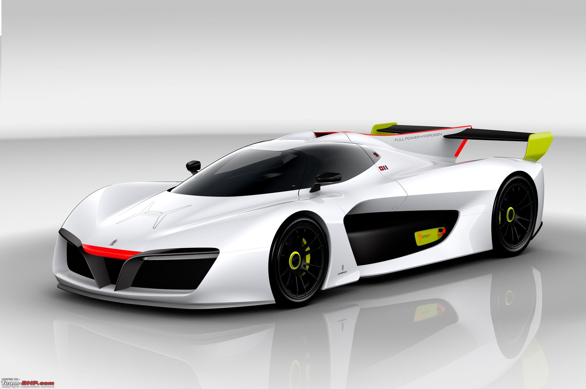 Mahindra To Use Pininfarina Branding For Luxury Cars Team Bhp
