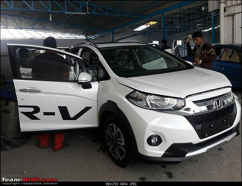 Honda WR-V production begins in India. EDIT: Launched at Rs. 7.75 lakh-17191034_1874621629475694_6361219332449270449_n.jpg