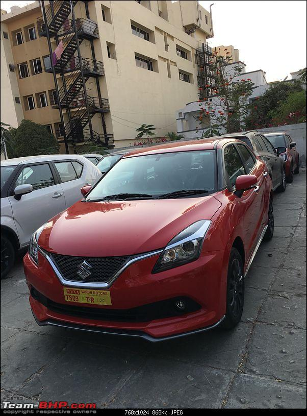 The Maruti Baleno RS: 1.0L turbo-petrol engine. EDIT: Launched at Rs. 8.69 lakh-imageuploadedbyteambhp1489154363.183650.jpg