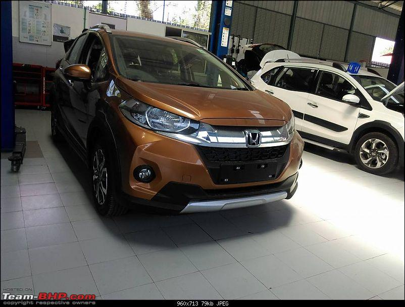 Honda WR-V production begins in India. EDIT: Launched at Rs. 7.75 lakh-17309501_1089044994574358_9142055029990594212_n.jpg