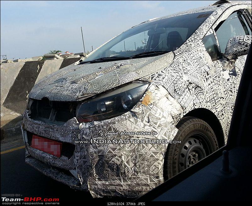 The Mahindra Marazzo MPV. EDIT: Now launched-mahindrau321mpvtoyotainnovarivalfrontspiedontest.jpg