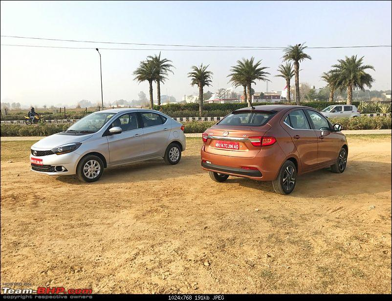 Tata Tiago-based compact sedan. EDIT: Tigor launched at Rs 4.7 lakhs-c7fqkxvoaasw8d.jpg