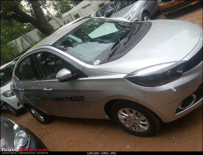 Tata Tiago-based compact sedan. EDIT: Tigor launched at Rs 4.7 lakhs-image33.jpg