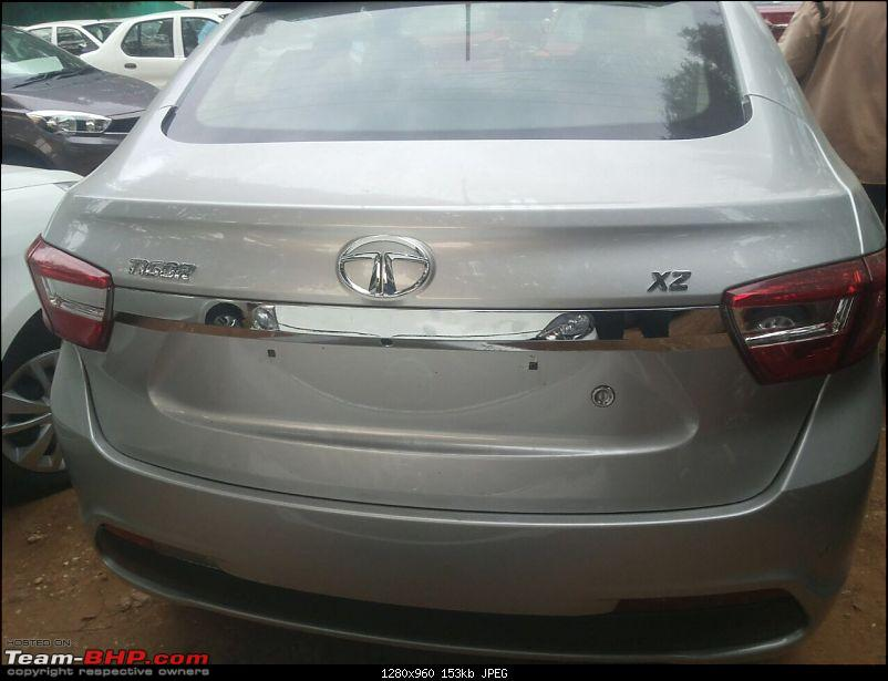 Tata Tiago-based compact sedan. EDIT: Tigor launched at Rs 4.7 lakhs-image11.jpg