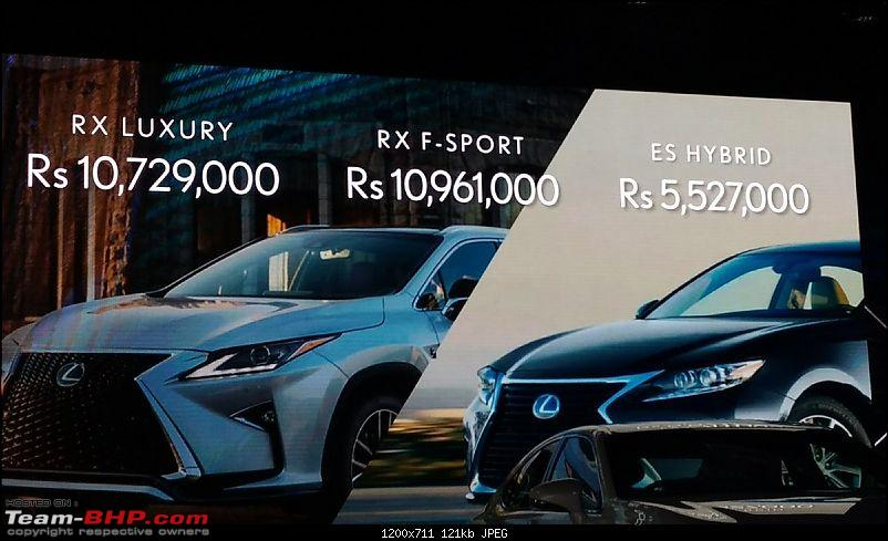 Lexus - The Indian Challenge. EDIT: Launched, range starts from Rs 55.27 lakhs-c7qm2udvsaa6wki.jpg