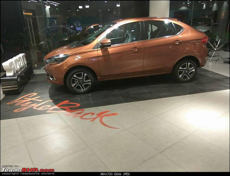 Tata Tiago-based compact sedan. EDIT: Tigor launched at Rs 4.7 lakhs-17499060_280161215739364_3690105301759153553_n.jpg