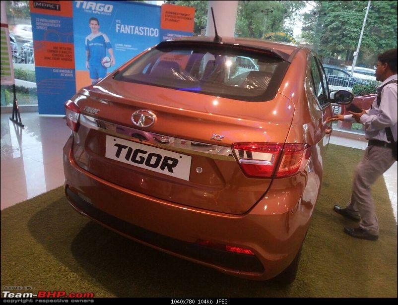 Tata Tiago-based compact sedan. EDIT: Tigor launched at Rs 4.7 lakhs-17492491_1166685306790175_4176016340896637138_o.jpg