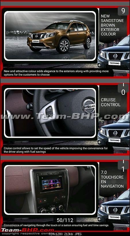 2017 Nissan Terrano facelift's details leaked. EDIT: Launched at Rs 9.99 lakhs-4.jpg
