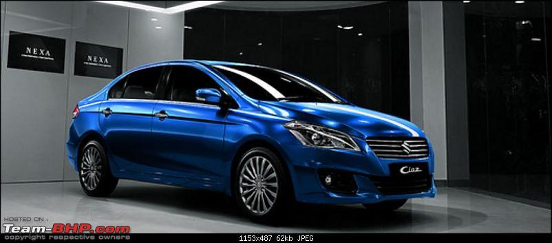 Maruti Ciaz shifts to Nexa dealerships-1.jpg