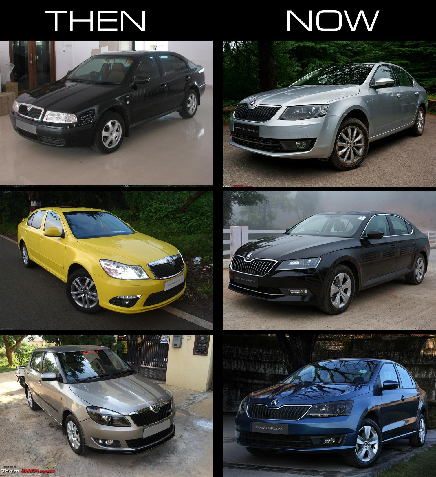 How Some Car Manufacturers Have Evolved In Just 5 10 Years And