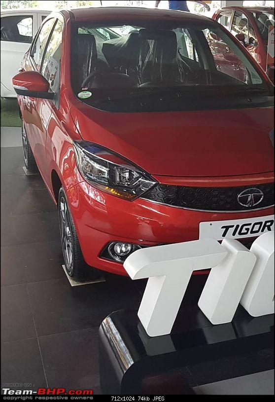 Tata Tiago-based compact sedan. EDIT: Tigor launched at Rs 4.7 lakhs-1491888973057.jpg