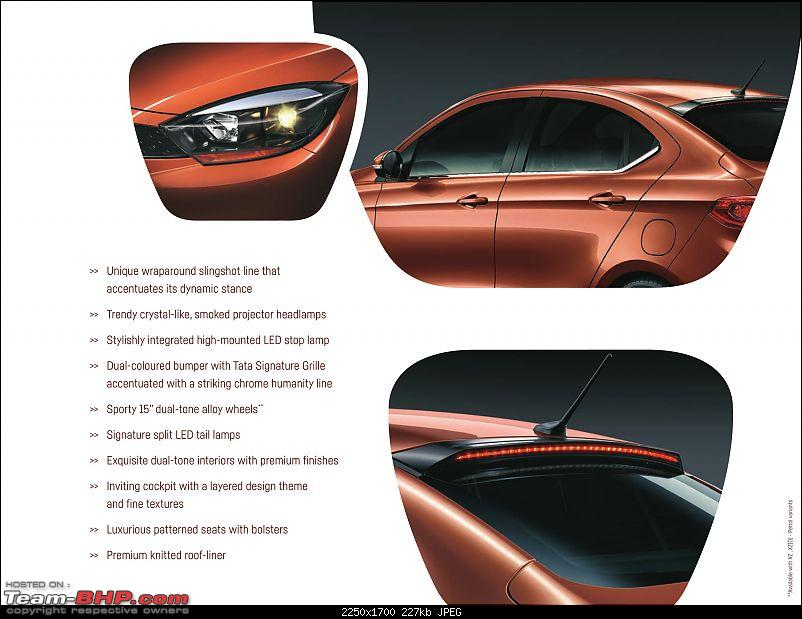 Tata Tiago-based compact sedan. EDIT: Tigor launched at Rs 4.7 lakhs-tata-tigor-brochure05.jpg