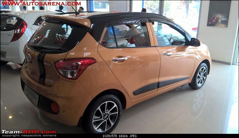 Hyundai Grand i10 Facelift. EDIT: Now launched (page 8)-hyundaigrandi10orangedualtone5.jpg