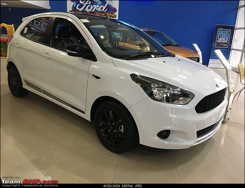"""Scoop! Ford Figo """"Sports"""" variant coming up. EDIT: Launched at Rs. 6.32 lakhs-img_4893.jpg"""