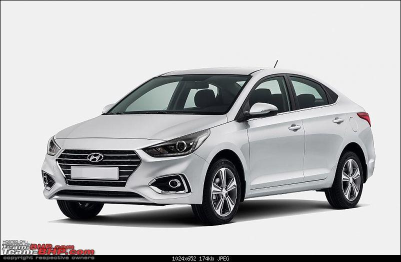The 2017 Hyundai Verna-2017hyundaivernaofficialimagefrontangle.jpg