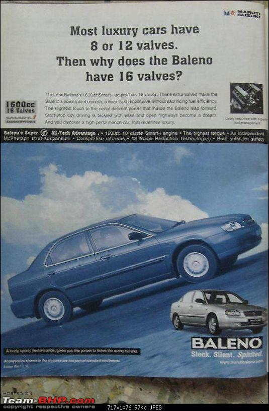 Ads from the '90s - The decade that changed the Indian automotive industry-baleno.jpg
