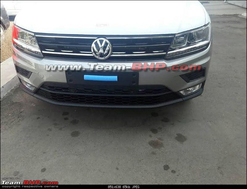Volkswagen imports the Tiguan. EDIT: Launched at Rs. 27 - 31 lakhs-3.jpg