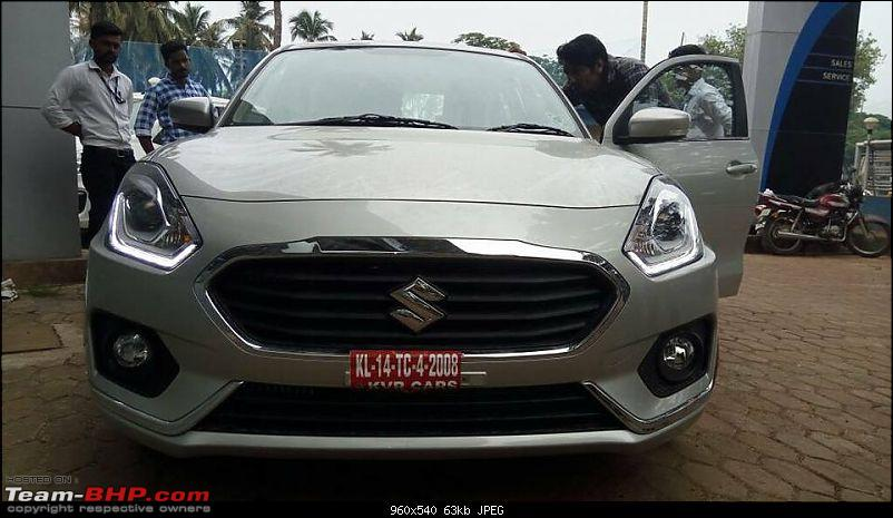Meeting the 2017 Maruti Dzire-drl.jpg