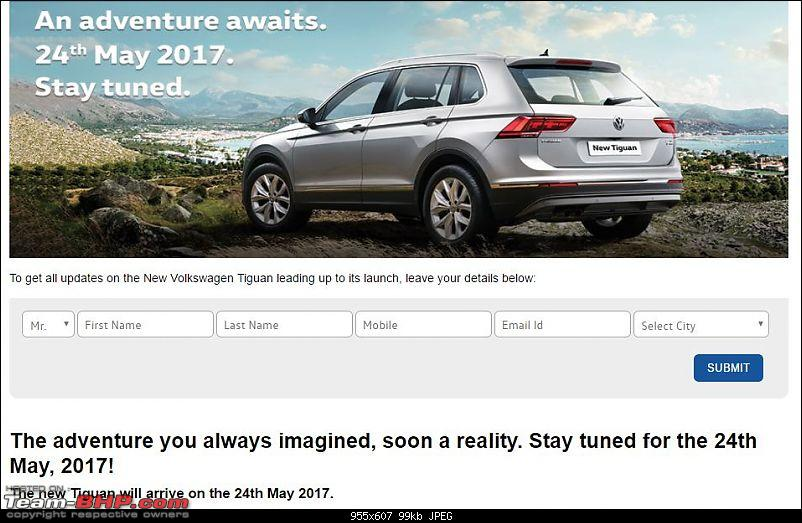Volkswagen imports the Tiguan. EDIT: Launched at Rs. 27 - 31 lakhs-capture.jpg