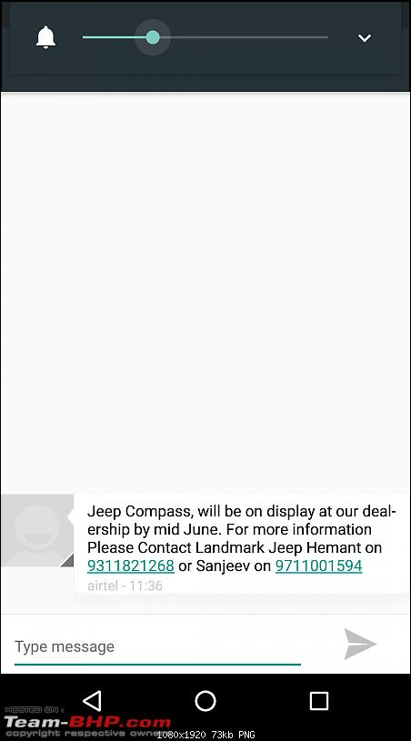 Meeting the Jeep Compass. EDIT: Priced between 14.95 to 20.65 lakhs-screenshot_20170519183017.png