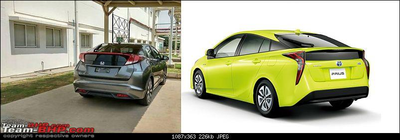 Honda Civic likely to return to India-civic_prius_3q.jpg