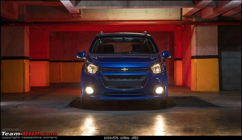 Chevrolet to stop selling cars in India? EDIT: Confirmed on page 8-2018chevroletbeatfront.jpg