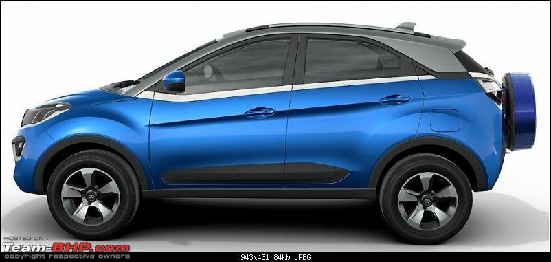 The Tata Nexon, now launched at Rs. 5.85 lakhs-tatanexonsideview_2.jpg